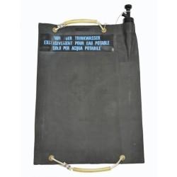 Швейцарский армейский мешок для воды 20л, черный