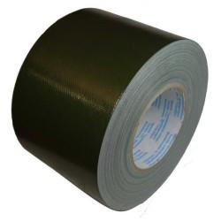 Maskeerimiseks tekstiilteip 100mm x 50m, bronze green