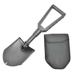 AB US Style складная лопата, черная
