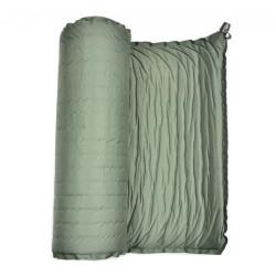 Dutch army sleeping mat, self-inflatable, used