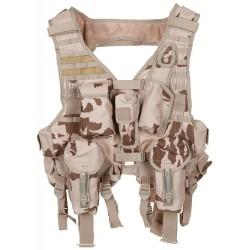 CZ tactical vest, M 95 desert camo, like new