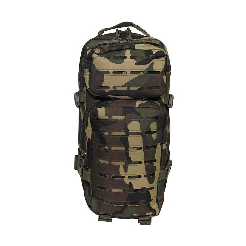 """Backpack """"Assault I"""" Laser, woodland"""