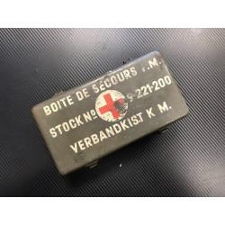 Belgia armee metallist esmaabi karp
