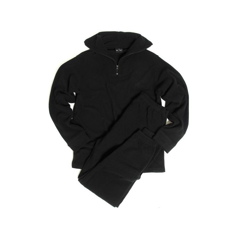 Thermal fleece underwear
