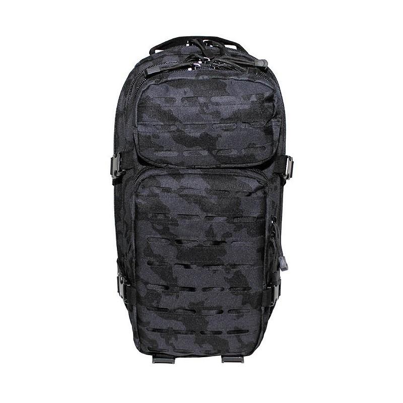 "Backpack ""Assault I"" Laser, nightcamo"