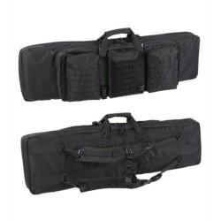 "Mil-tec Rifle bag ""Double""- black"