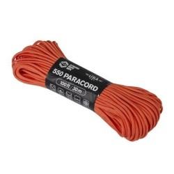 Atwood Rope MFG™ Paracord 550, 30m, oranž