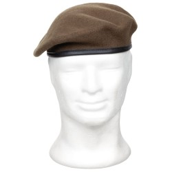 Commando Beret, коричневый