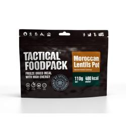 Tactical Foodpack Maroko Läätsepada, 110g