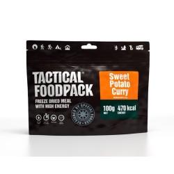 Tactical Foodpack Bataadi-kikerherne karri, 100g