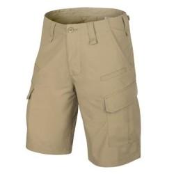 Helikon CPU Shorts - Cotton Ripstop, Khaki