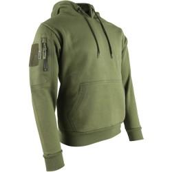 Kombat Tactical Hoodie - olive green