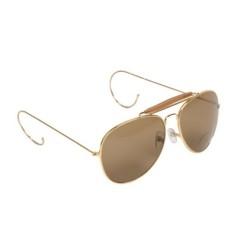 Солнцезащитные очки Air Force, коричневые линзы