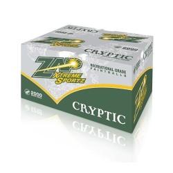 Zap Cryptic paintballs