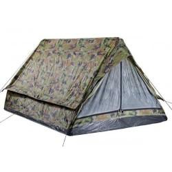 Палатка AB Minipack, для 2 человек, woodland