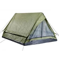 Палатка AB Minipack, для 2 человек, оливково-зеленый