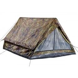 Палатка AB Minipack, для 2 человек, flecktarn