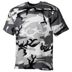 US футболка, в классическом стиле, urban