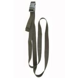 Swiss army strap 160cm, olive green