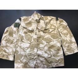 GB shirt, DPM desert