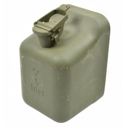 Rootsi armee 5L bensiinikanister