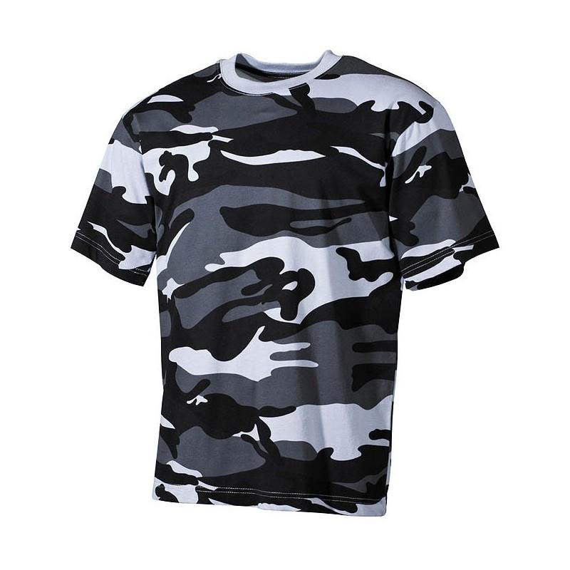 US футболка, в классическом стиле