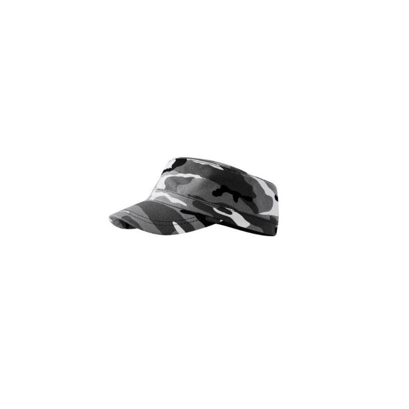 Adler Latino unisex müts, camo grey