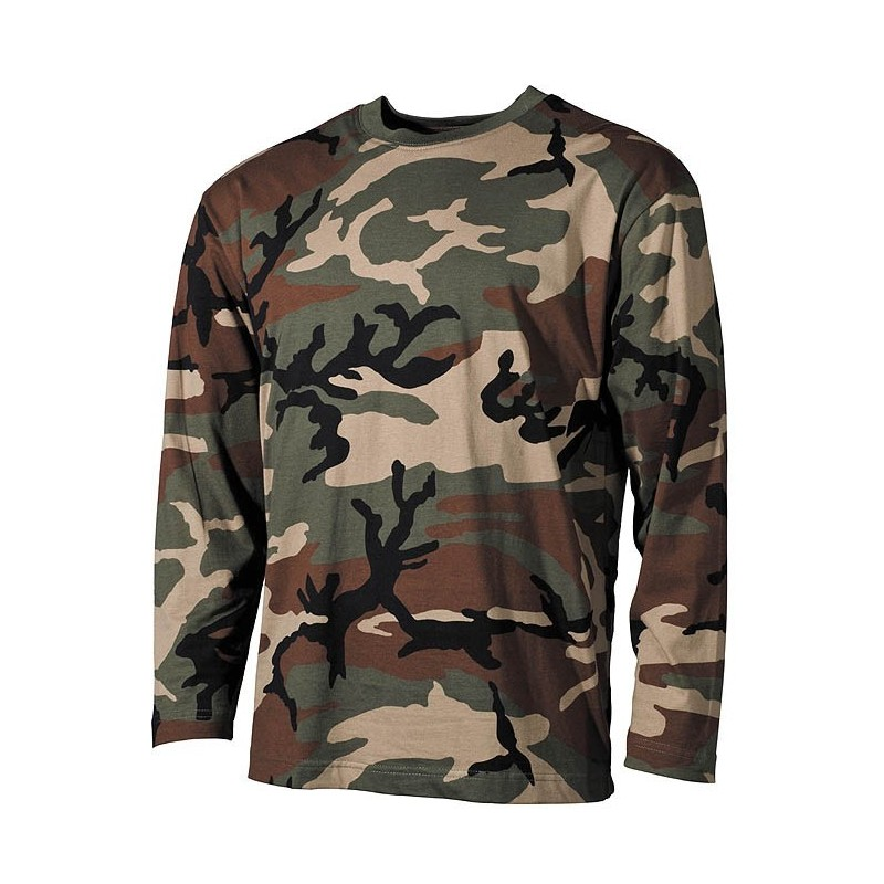 US футболка Woodland