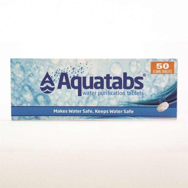Veepuhastustabletid Aquatabs 50tk