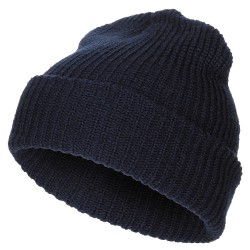 Talvemüts Watch cap, akrüül, sinine