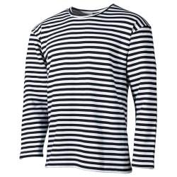 Русский морской футболка, зима версия