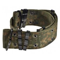 AB US Army pistol belt, flecktarn