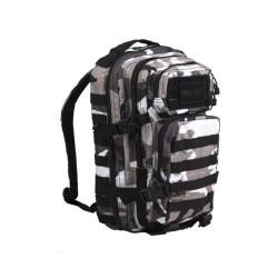Backpack US Assault small 20L, urban camo