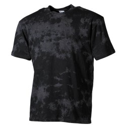 T-Shirt, Batik, black