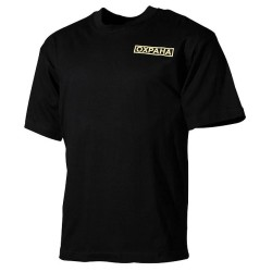 T-Shirt, OXRAHA, black