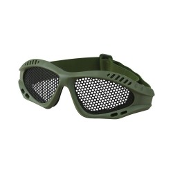 Kombat Tactical võrkprillid, oliivroheline