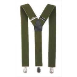AB Traksid pükstele, klambritega, oliivroheline