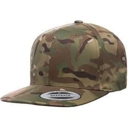 Snapback cap nokamüts, Multicam