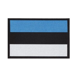 "Нашивка Clawgear Textile, ""Эстонский флаг"""