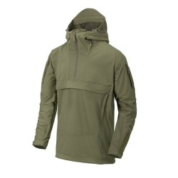 Helikon Mistral Anorak jacket, Soft Shell - Adaptive green