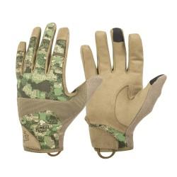 Range Tactical, перчатки - PenCott® WildWood™ / Coyote A