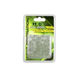 NXG SA-200 klaaskuulid 75tk