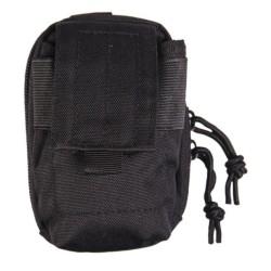 Мягкая поясная сумка mil-tec, черная