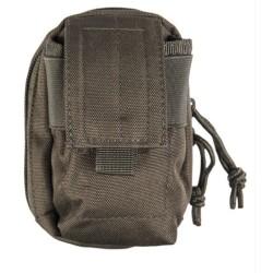 Мягкая поясная сумка mil-tec, оливково-зеленый
