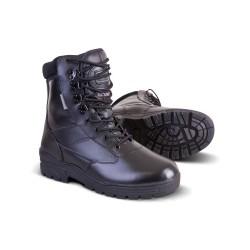Kombat Patrol All-leather boots, black