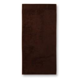 Adler Bamboo bath towel 50 x 100cm, coffee
