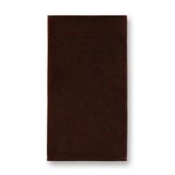 Adler Bamboo bath towel 30 x 50cm, coffee