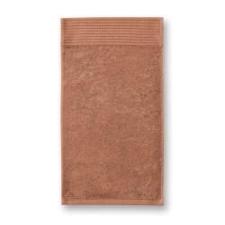 Adler Bamboo golf towel 30 x 50cm, nougat