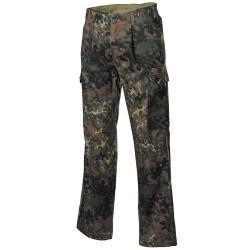 BW Field Pants, BW camo