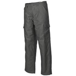 Bundeswehri püksid voodriga, oliivrohelised, suured